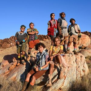 "Roebourne Kids Feature in TV Series ""Thalu"""